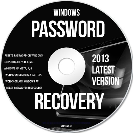 Windows PC Password Reset - Windows XP / 7 /