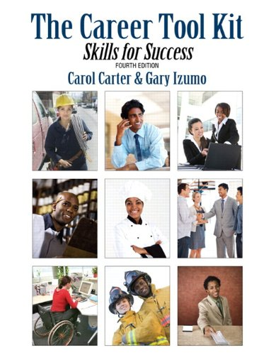 The Career Tool Kit: Skills for Success Plus NEW MyStudentSuccessLab  Update -- Access Card Package (4th Edition) (Keys