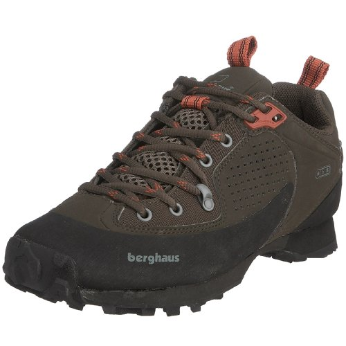 Berghaus Men's Cuesta Hiking Shoe Beluga/Black 79915 BBF 13 UK