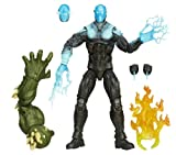 Spider Man 6-inch Marvel Infinite Legends Electro Figure