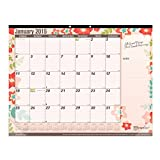 Brownline 2015 Colorful Desk Pads, Wisdom, 22 x 17 Inches (C194111-15)