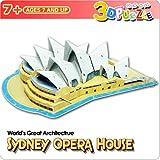 【3Dパズル】 オペラハウス シドニー/オーストラリア