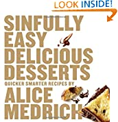Alice Medrich (Author)  (19)  Buy new: $25.95  $17.47  133 used & new from $2.21