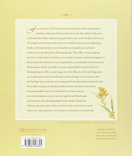Four Seasons of Flowers (Dumbarton Oaks Research Librar)
