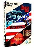 echange, troc Classic War Triple Pack 2 - the Longest Day/Patton/Tora! [Import anglais]