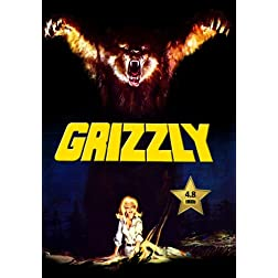 Grizzly [VHS Retro Style] 1976