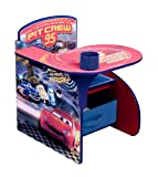 Disney Cars Chair Desk with Storage Bin
