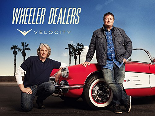 wheeler dealers season 13 amazon digital services inc. Black Bedroom Furniture Sets. Home Design Ideas