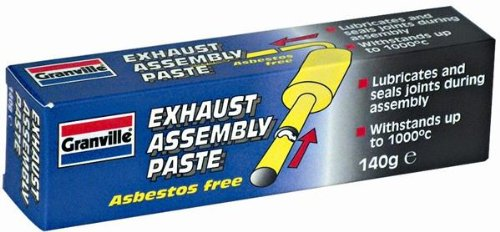 Granville Exhaust Assembly lubricates, sealant Paste 140G