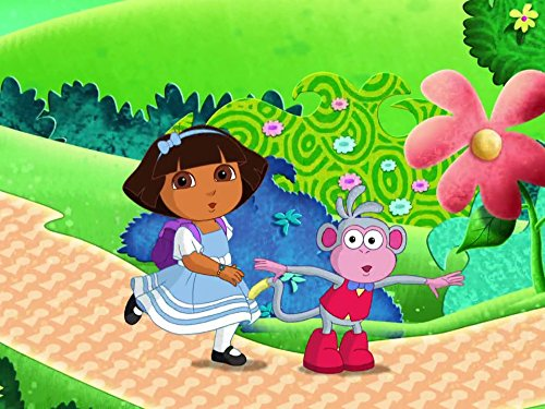 Dora in Wonderland (Dora Mixed Up Seasons compare prices)