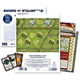 Memoir '44 Battlemap Volume-3 Sword of Stalingrad Board Game