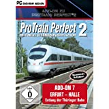 "Pro Train Perfect 2 - AddOn 7 Erfurt-Hallevon ""NBG EDV Handels &..."""