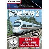 """Pro Train Perfect 2 - AddOn 7 Erfurt - Halle - [PC]von """"NBG EDV Handels &..."""""""