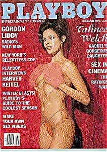 1995 November Playboy Magazine
