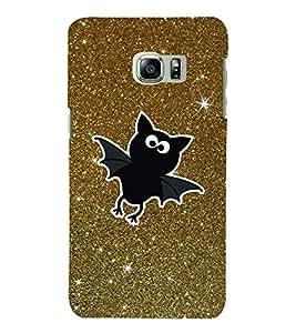Bat Stars 3D Hard Polycarbonate Designer Back Case Cover for Samsung Galaxy Note 7 : Samsung Galaxy Note 7 N930G : Samsung Galaxy Note 7 Duos