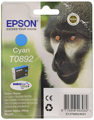 Epson Cartuccia, Ciano T0892