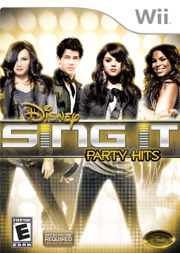 Disney Sing It: Party Hits - Nintendo Wii