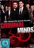 Criminal Minds - Die komplette siebte Staffel [5 DVDs]