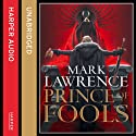 Prince of Fools: Red Queen's War, Book 1 (       UNABRIDGED) by Mark Lawrence Narrated by Sean Ohlendorf