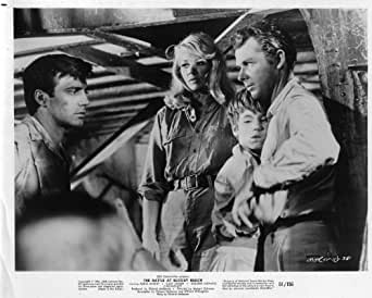 Audie Murphy Dolores Michaels Battle At Bloody Beach