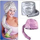 Comfort Home Portable Salon Hair Dryer Soft Hood Bonnet Attachment Hair care(2pcs/lot)