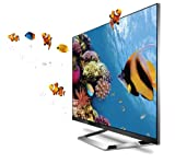 LG Cinema Screen 47LM7600 47-Inch Cinema 3D 1080p 240 Hz LED-LCD HDTV with Smart TV and Six Pairs of 3D Glasses