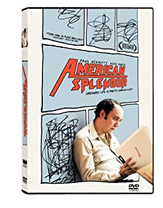 "Cover of ""American Splendor"""
