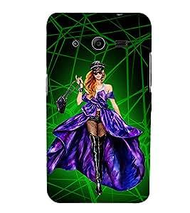 Heroine Cinima Movie 3D Hard Polycarbonate Designer Back Case Cover for Samsung Galaxy Core 2 G355H