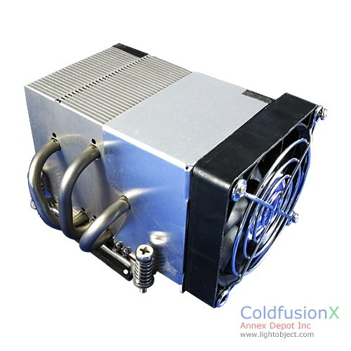60W Peltier Thermoelectric Cooling System (new edition). Ideal for HHO
