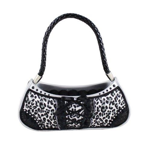 Pin-Up Cheetah Handbag Ring Holder front-155083