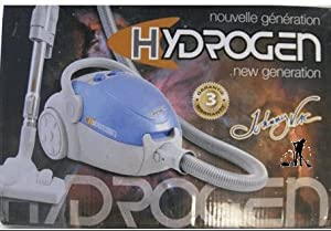 Hydrogen Canister Vacuum Cleaner with Hepa Filter