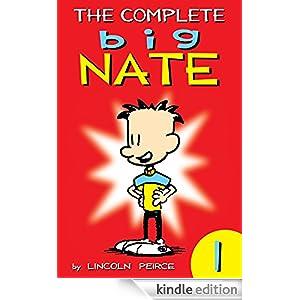 Amazon com the complete big nate 1 amp comics for kids ebook