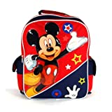 Disney Mickey Mouse Backpack Large Full Size