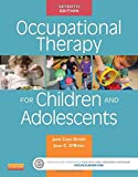 img - for Occupational Therapy for Children and Adolescents, 7e (Case Review) book / textbook / text book