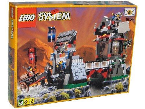LEGO System Ninja 6089 Die Brücke des Shogun günstig online kaufen