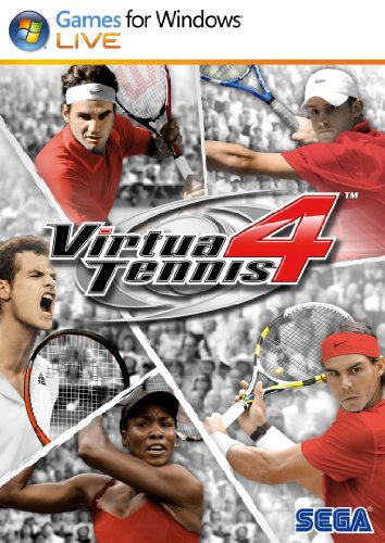Virtua Tennis 4 [Online Game Code]