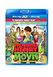 Horrid Henry: The Movie (Blu-ray 3D + Blu-ray)