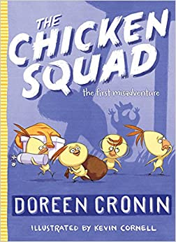Amazon.com: The Chicken Squad: The First Misadventure (9781442496767