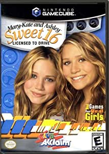 "Mary Kate & Ashley ""Sweet 16"" Licensed to Drive"