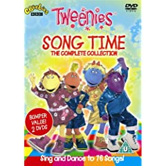 Tweenies Song Time   The Complete Collection   (2006) (disc 2) [DVDRip (XviD)] preview 0