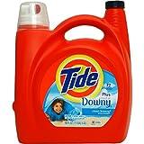 タイド ダウニー クリーンブリーズ 4.43L(4430ml) 洗濯洗剤 使用回数72回(目安) Tide Plus a Touch of Downy Clean Breeze 150oz