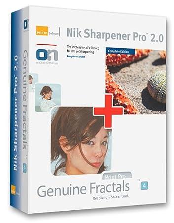 Genuine Fractals Print Pro 4.1 Sharpener Pro 2.0