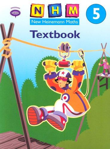 New Heinemann Maths Yr5, Textbook