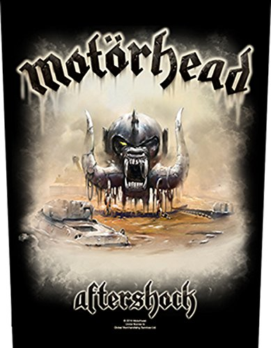 Motorhead -  T-shirt - Uomo Nero  nero