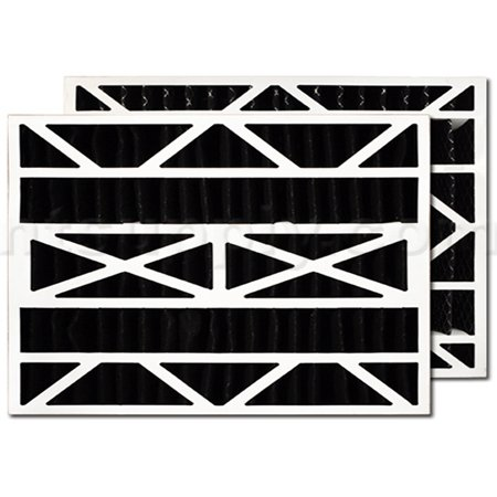 Cheap Carbon Expanded Filter for Aprilaire/Space-Gard 2200 Air Cleaner, 2-Pack (DPFS20X25X6OB)