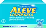 Aleve Liquid Gel, 40-Count