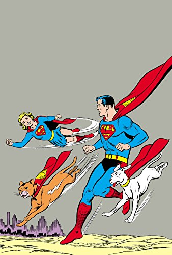 Supergirl: The Silver Age Omnibus Vol. 2 [Various] (Tapa Dura)
