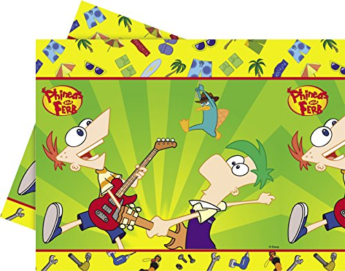 Phinease and Ferb Housse de table