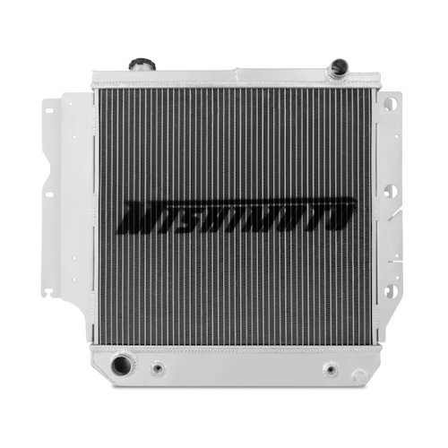 Mishimoto MMRAD-WRA-87 Aluminum Performance Radiator for Jeep Wrangler YJ/TJ, Manual and Automatic Transmission by Mishimoto (Mishimoto Radiator Jeep Tj compare prices)