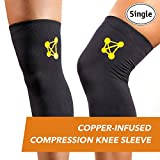 CopperJoint Copper Knee Brace & Recovery Sleeve